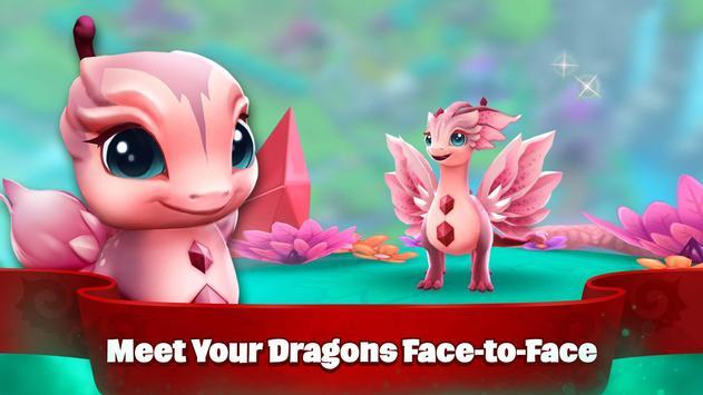 DragonVale World poster