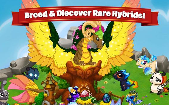 DragonVale screenshot 1