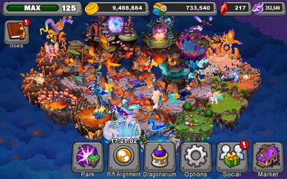DragonVale screenshot 5