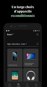 Back Market, Achat & Vente en ligne pas cher capture d'écran 2
