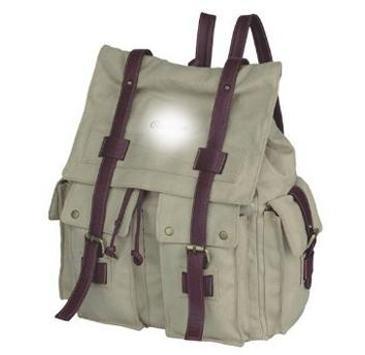 design of women's backpack screenshot 2