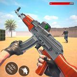 FPS Commando Shooting Games: Free Gun Game