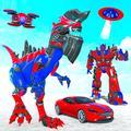 Raptor Robot Car Transform - Multi Robot Game