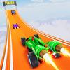 Formula Jet Car Stunts Games – Mega Ramp Stunts 图标
