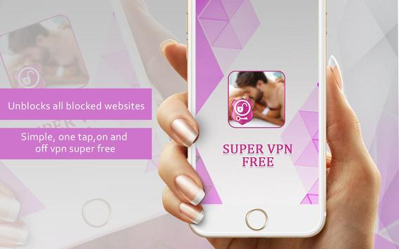 VPN super free proxy master unblock sites poster