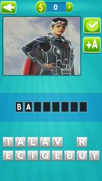 BaalVeer Returns Game Quiz Guess The Character screenshot 1