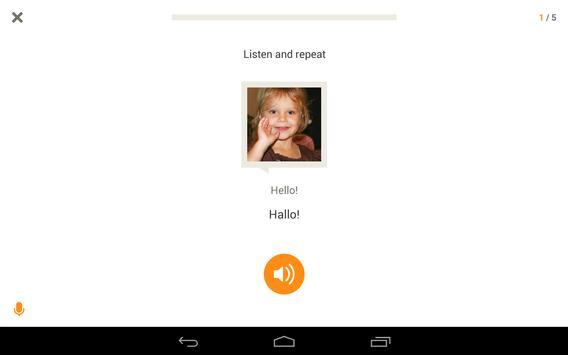 Babbel – Learn German screenshot 10