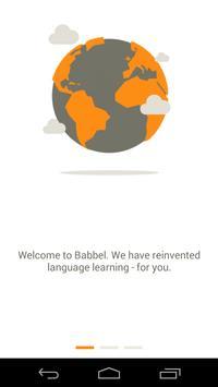 Babbel – Learn German screenshot 1