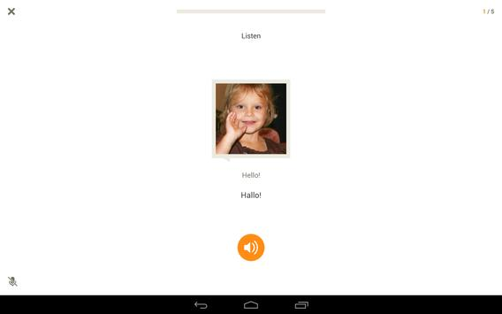 Babbel – Learn German screenshot 5
