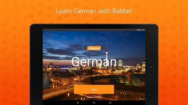 Babbel – Learn German screenshot 8
