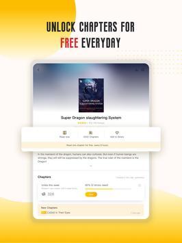 Babel Novel Lite- Webnovel & Story Books Reading screenshot 6