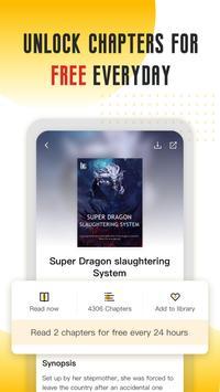 Babel Novel Lite- Webnovel & Story Books Reading screenshot 14