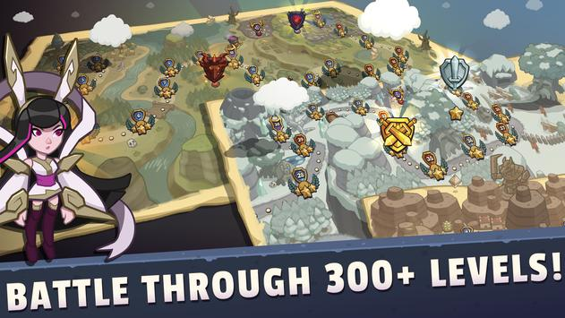 Realm Defense: Epic Tower Defense Strategy Game poster