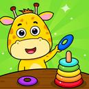 2岁和3岁的幼儿游戏 APK