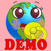Baby Worlds | Their first app - Demo icon