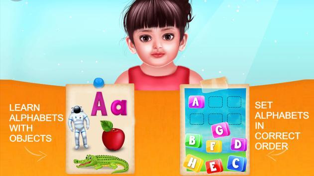 Preschool Alphabets A to Z Fun : Kids ABC Game poster