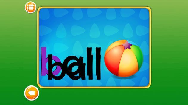 Preschool Alphabets A to Z Fun : Kids ABC Game screenshot 14