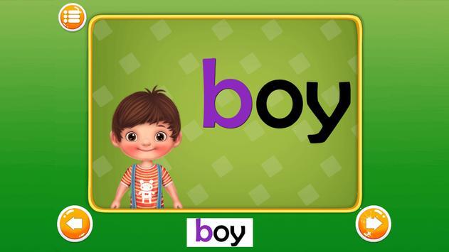 Preschool Alphabets A to Z Fun : Kids ABC Game screenshot 15