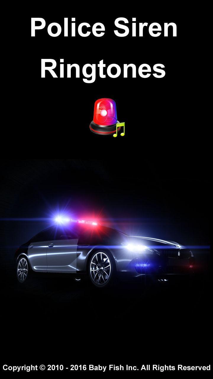 police siren mp3 ringtone free download