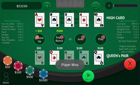 Crazy 4 Poker screenshot 12