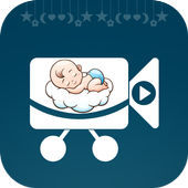 Baby Video Maker icon