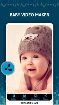 Baby Video Maker screenshot 5