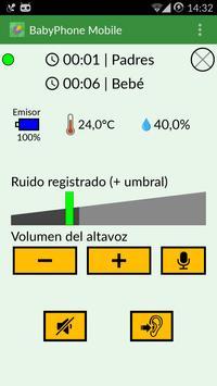 BabyPhone Mobile captura de pantalla 6