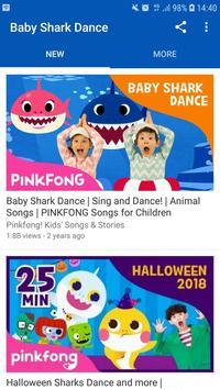 Baby Shark Dance poster