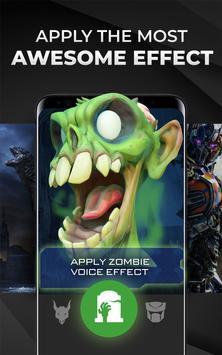 Voice Changer screenshot 11