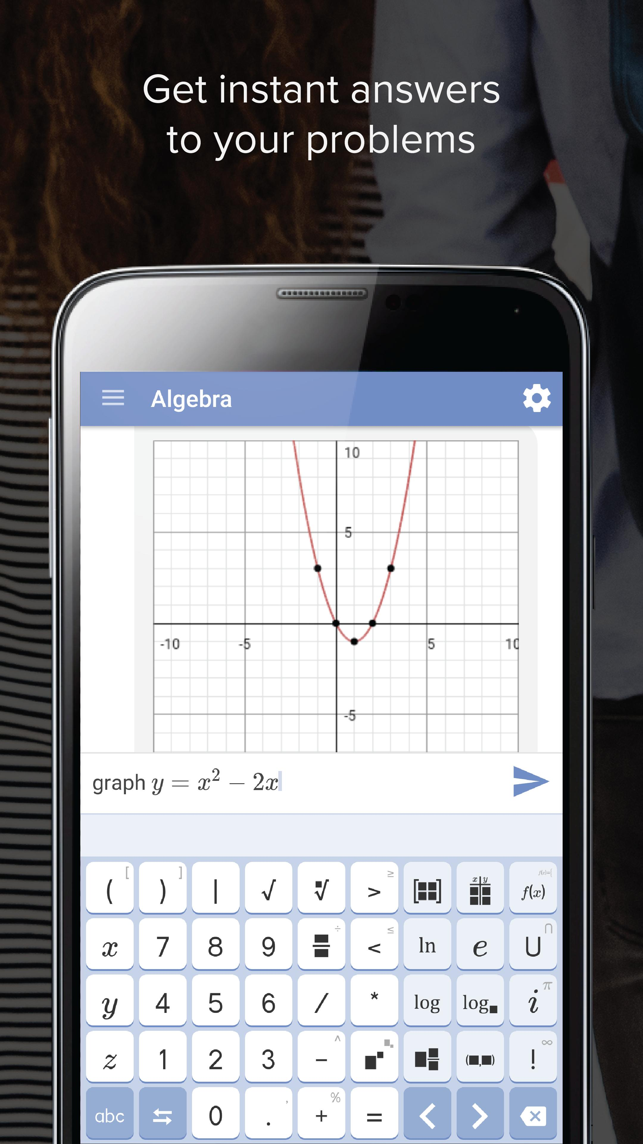 Mathway for Android - APK Download on free national geographic, free math solver, free math help,