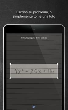 Mathway captura de pantalla 6