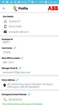ABB eMobility App screenshot 5