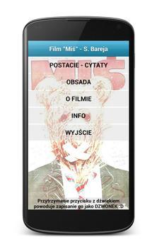 Film Miś - cytaty poster