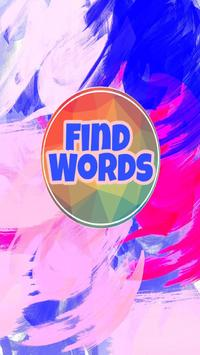 Find Words Game poster