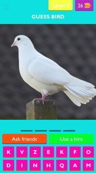 Guess Bird screenshot 2