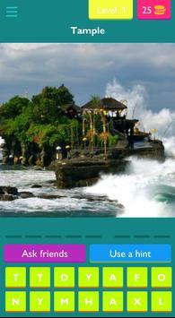 Guess Picture (Bali spot) screenshot 1