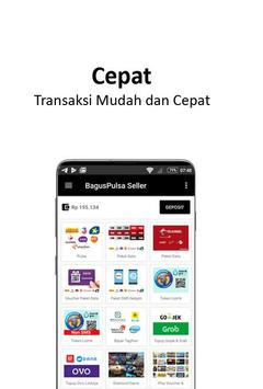 BagusPulsa Seller screenshot 2