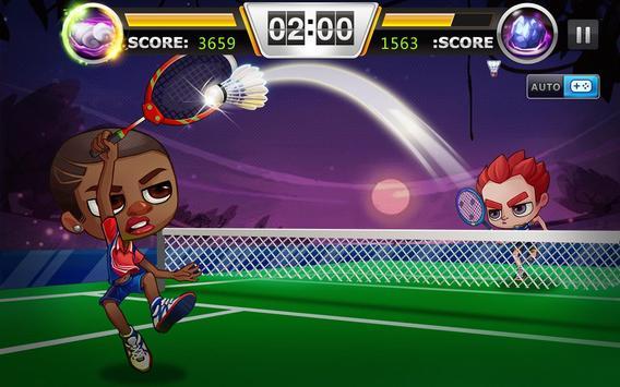 Badminton screenshot 2