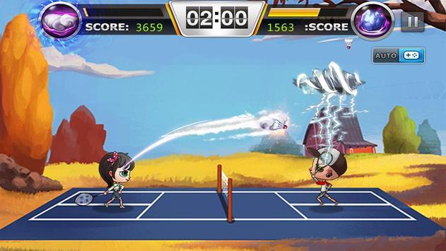 Badminton screenshot 1
