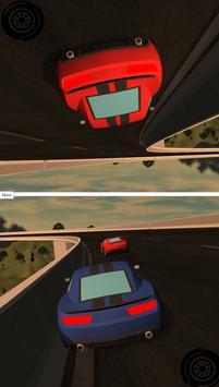2 Player Racing 3D screenshot 4