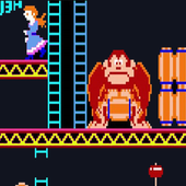 Classic Donkey Kong Arcade Game Tips icon