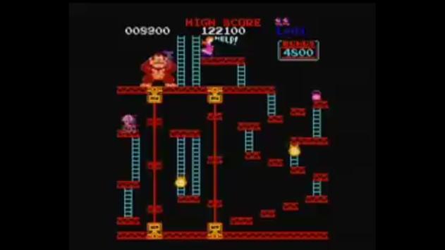 Classic Donkey Kong Arcade Game Tips screenshot 2