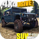 4X4 DRIVE : SUV OFF-ROAD SIMULATOR APK Android