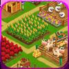 Icona Farm Day villaggio agricolo: giochi offline