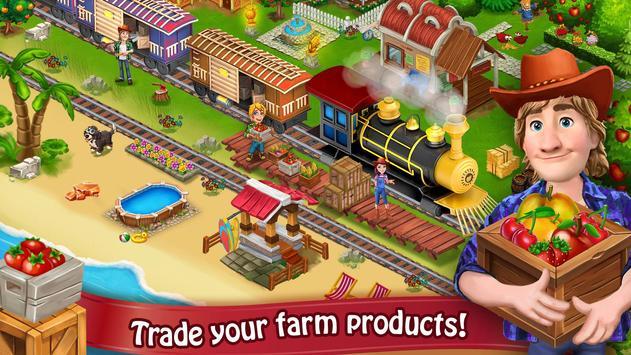 Farm Day Village Farming screenshot 19