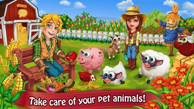 Farm Day Village Farming screenshot 1