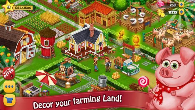 Farm Day Village Farming screenshot 20