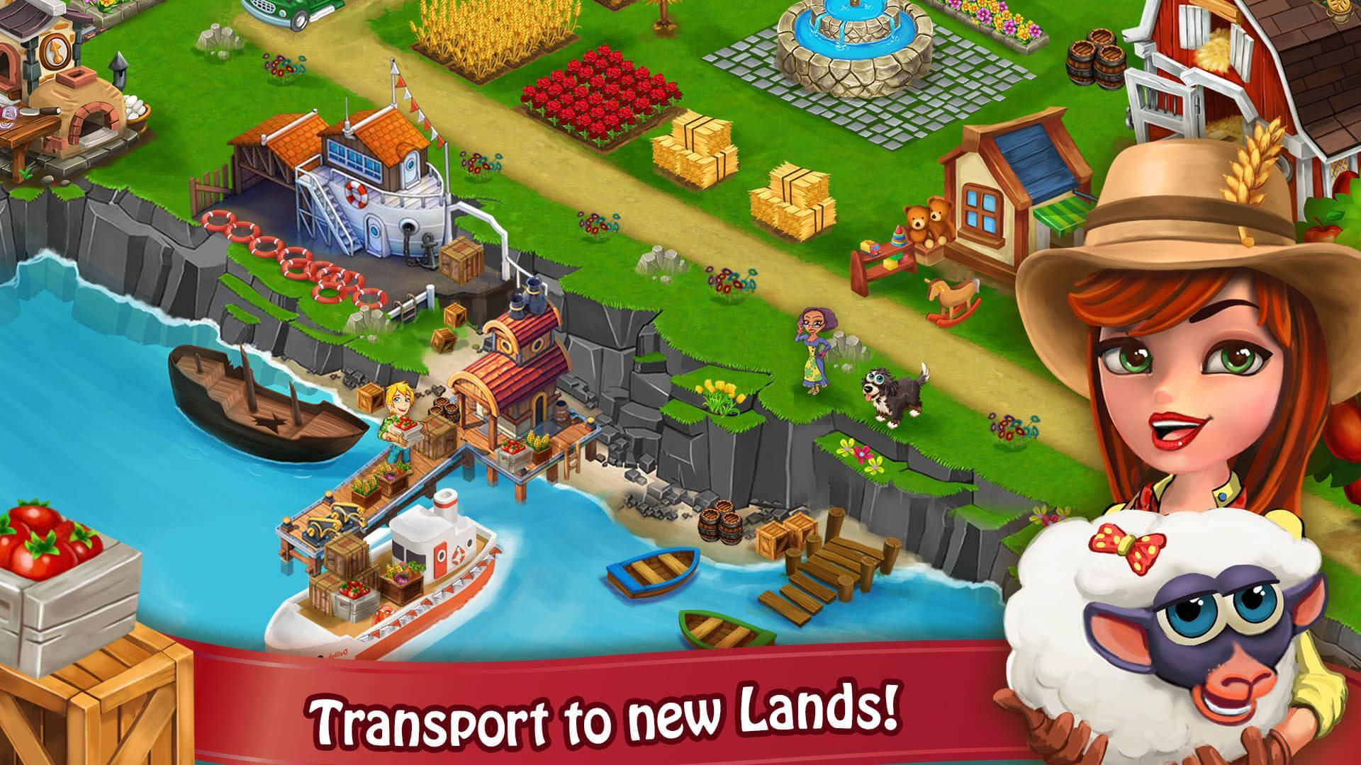 Farm Day Village Farming for Android - APK Download