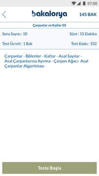 Bakalorya screenshot 3