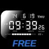 ikon Jam Digital Sederhana - DIGITAL CLOCK SHG2 GRATIS